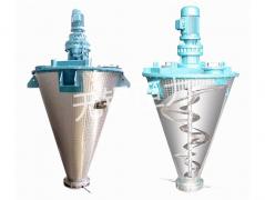 锥形混合机、锥型螺带混合机